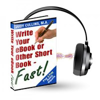 Write Your eBook Fast!