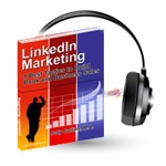 LinkedIn Marketing eBook & Audio Package