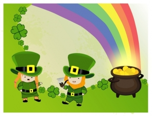Will the Luck Leprechaun Bring You Book Sales?