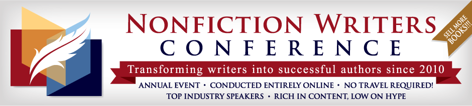 Join the 2016 Nonfiction Writers Conference