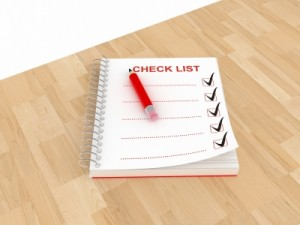 10 Tip Checklist for Self Editing Your Blog Posts