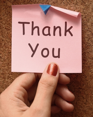 Book Writers – I'm Grateful For You